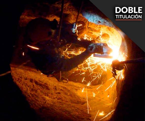 curso doble de trabajos confinados y riesgos eléctricos