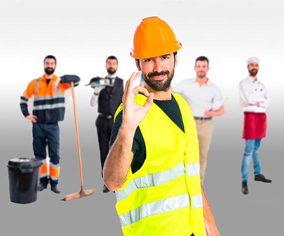 curso prevención de riesgos laborales 60 horas