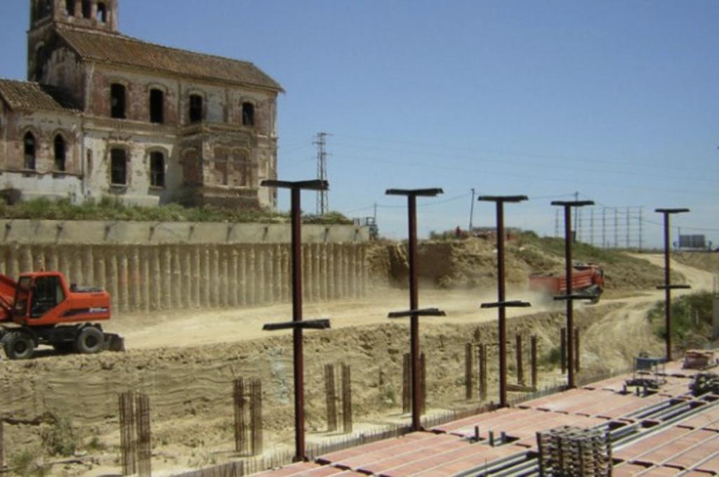 replanteo y topografía en cortijo jurado: Málaga